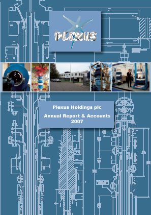 Plexus Holdings annual report 2007