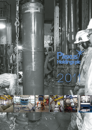 Plexus Holdings annual report 2011