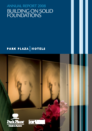 PPHE Hotel Group annual report 2008