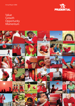 Prudential annual report 2006