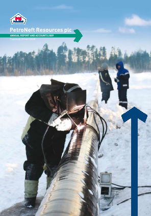 Petroneft Resources annual report 2009