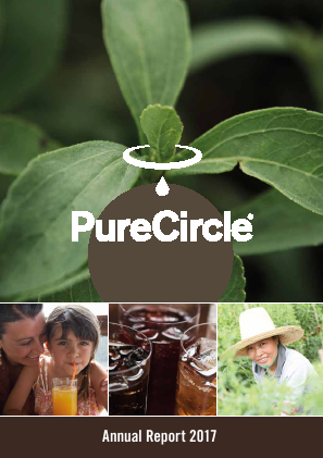Purecircle annual report 2017