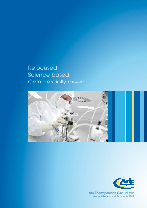 Premier Veterinary Group Plc annual report 2011