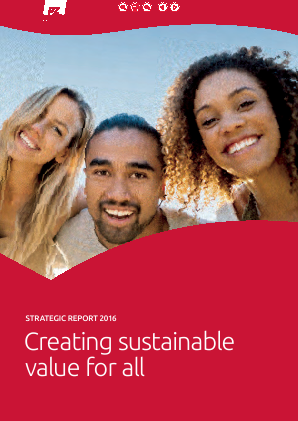 PZ Cussons annual report 2016