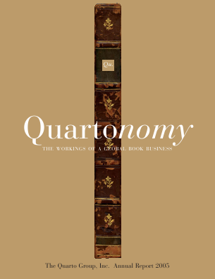Quarto Group Inc annual report 2005