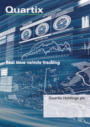 Quartix Holdings Plc annual report 2014
