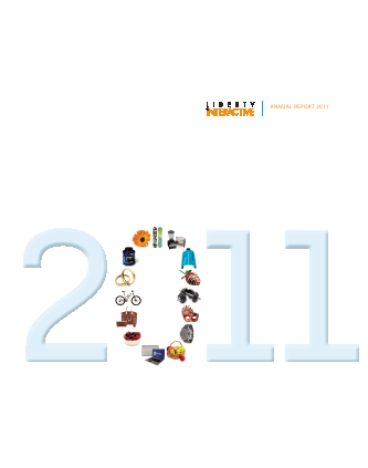 Liberty Interactive Corporation annual report 2011