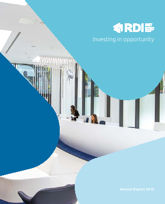 RDI (Redefine International) annual report 2018
