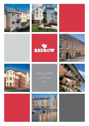 Redrow annual report 2006