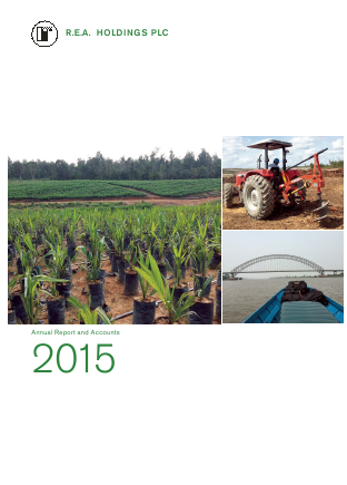 REA Holdings Plc annual report 2015