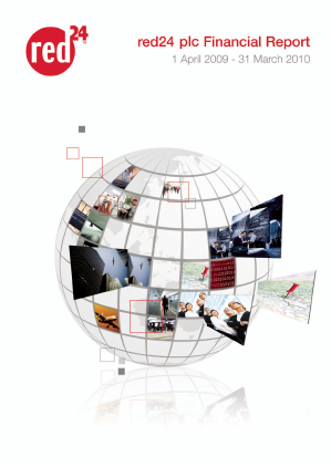 Red24 Plc annual report 2010