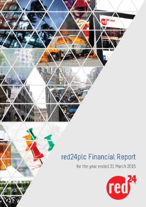 Red24 Plc annual report 2015