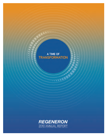 Regeneron Pharmaceuticals, Inc. annual report 2010