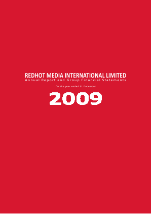 Itaconix (previously Revolymer Plc) annual report 2009