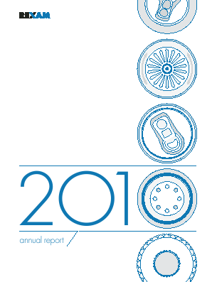 Rexam annual report 2010