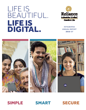 Reliance Industries annual report 2017