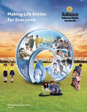 Reliance Industries annual report 2018