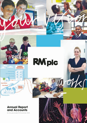 RM Plc annual report 2013
