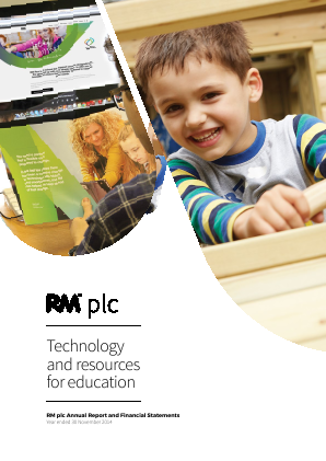 RM Plc annual report 2014