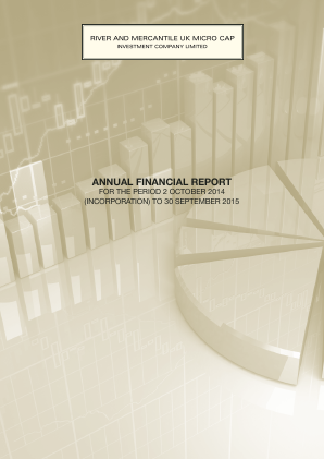River and Mercantile UK Micro Cap Investment Company annual report 2015