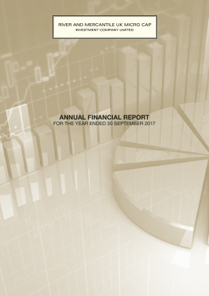 River and Mercantile UK Micro Cap Investment Company annual report 2017