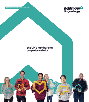 Rightmove Plc annual report 2017
