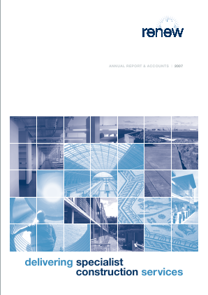 Renew Holdings annual report 2007