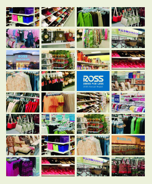 Ross Stores,  Inc. annual report 2005