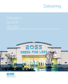 Ross Stores,  Inc. annual report 2006