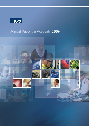 RPS Group annual report 2006