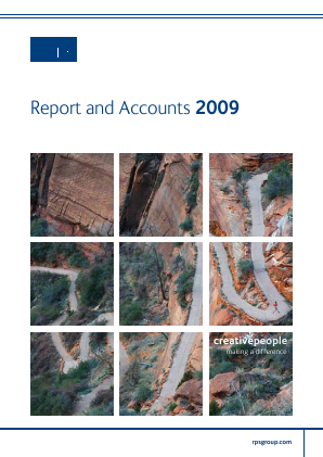 RPS Group annual report 2009