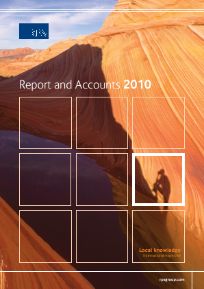 RPS Group annual report 2010