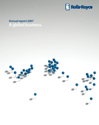 Rolls-royce Holdings Plc annual report 2007