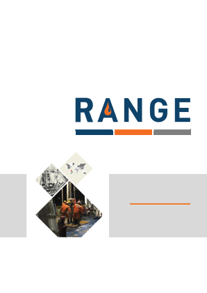Range Resources annual report 2017