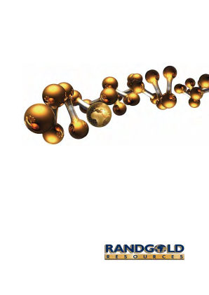 Randgold Resources annual report 2006