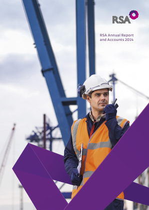 RSA Insurance Group Plc annual report 2014