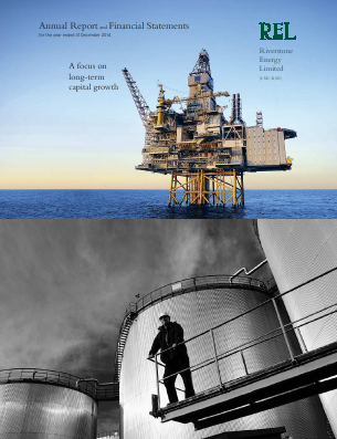 Riverstone Energy annual report 2014