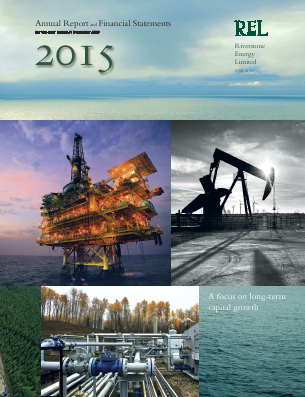Riverstone Energy annual report 2015