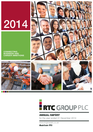 RTC Group Plc annual report 2014