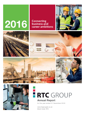 RTC Group Plc annual report 2016