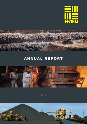 South32 annual report 2016