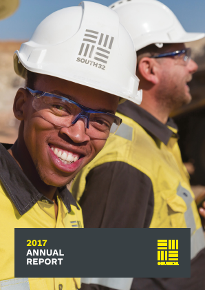 South32 annual report 2017
