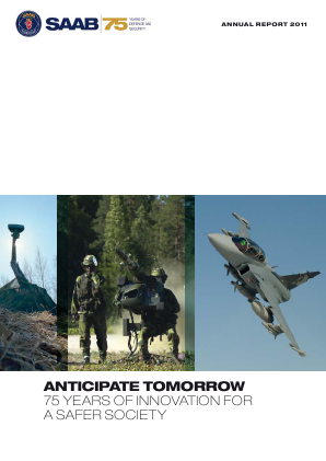 SAAB annual report 2011
