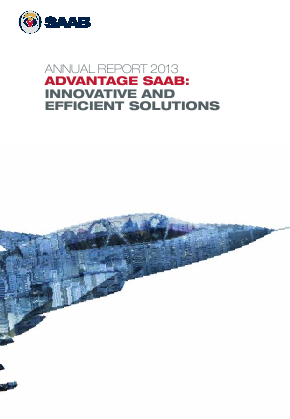 SAAB annual report 2013