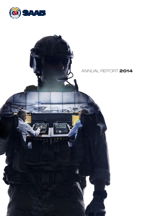 SAAB annual report 2014