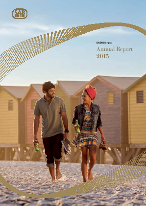 Sabmiller annual report 2015