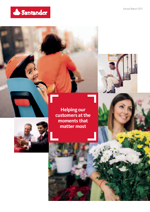 Santander UK Plc annual report 2017