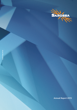 Sarossa Plc annual report 2015