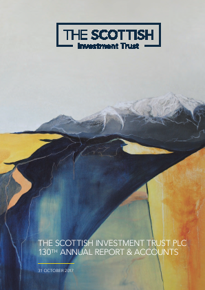 Scottish Investment Trust annual report 2017