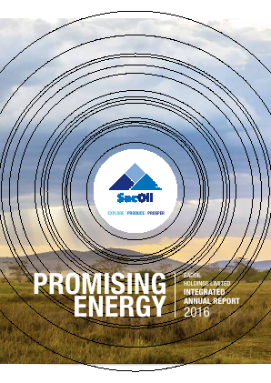Sacoil Holdings annual report 2016